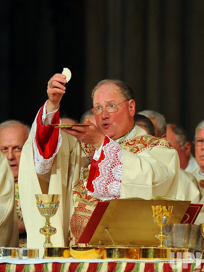 Archbishop Timothy Dolan installed in Archdiocese of New York