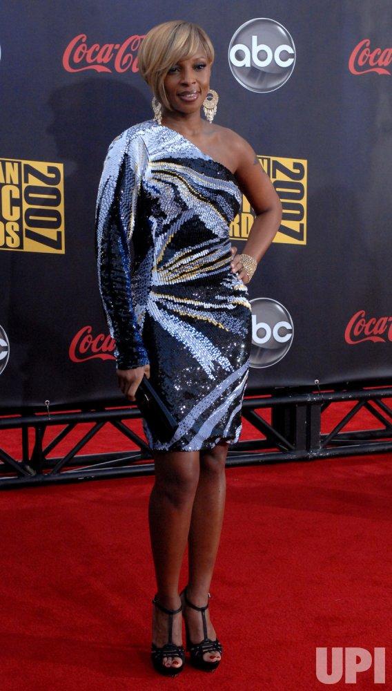 2OO7 American Music Awards in Los Angeles