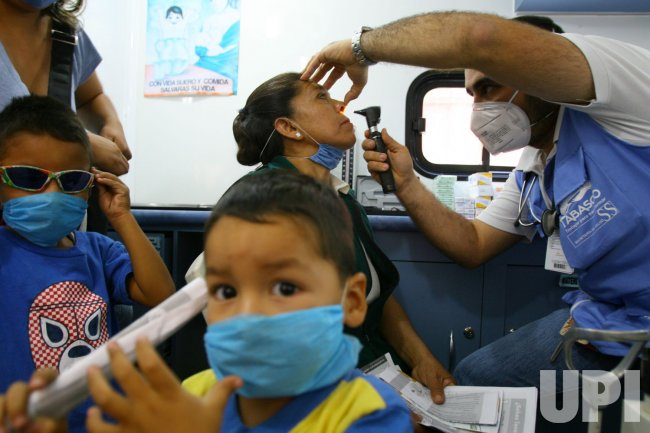 Swine Flu Death Toll Rises in Mexico