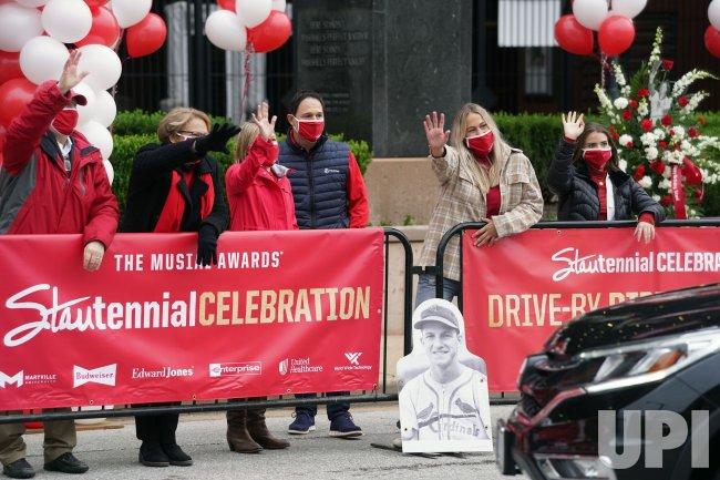 Stan Musial 100th Birthday Celebration