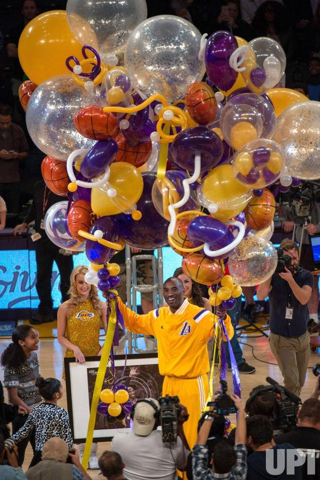 Los Angeles Lakers vs. Oklahoma City Thunder in Los Angeles