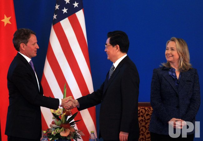 The U.S.-China Strategic and Economic Dialogue opens in Beijing