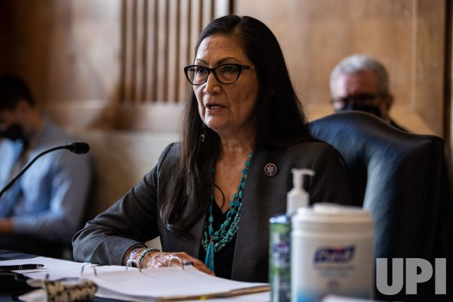 Rep. Deb Haaland Confirmation Hearing for Interior Secretary