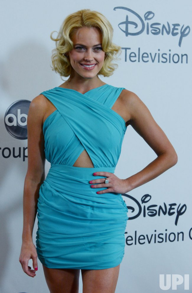 Peta Murgatroyd attends the Disney ABC Television Group Party in Beverly Hills