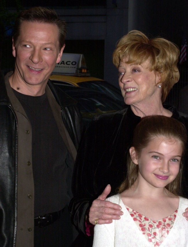 """Dame Maggie Smith film premiere """"My House in Umbria"""""""