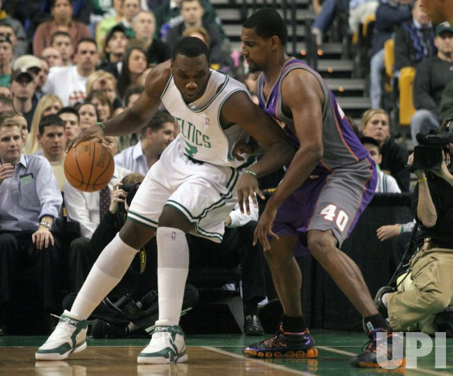 BOSTON CELTICS VS PHOENIX SUNS