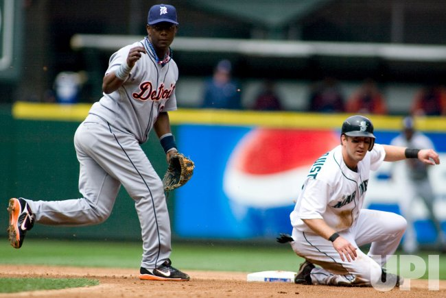 Detriot Tigers vs Seattle Mariners in Seattle