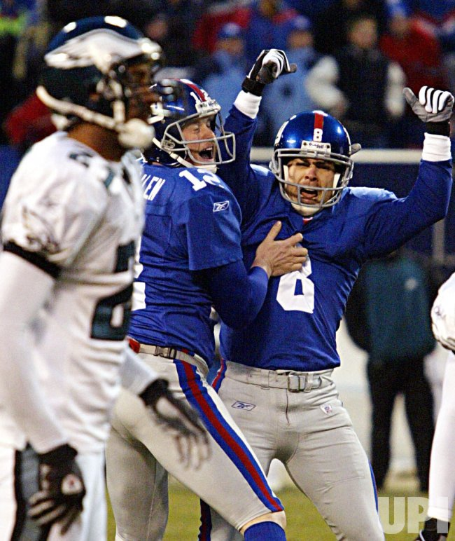 Philadelphia Eagles at New York Giants NFL