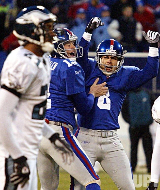 Philadelphia Eagles at New York Giants NFL