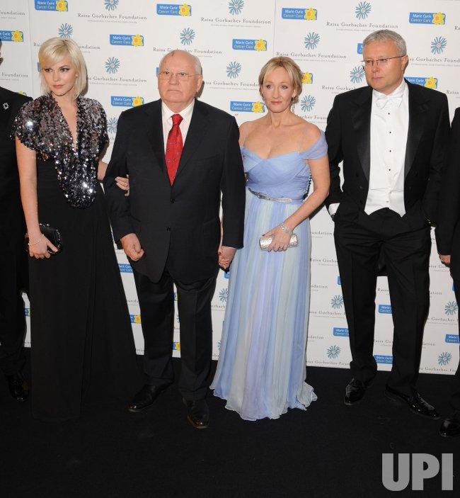 """Raisa Gorbachev Foundation Party"" in London"
