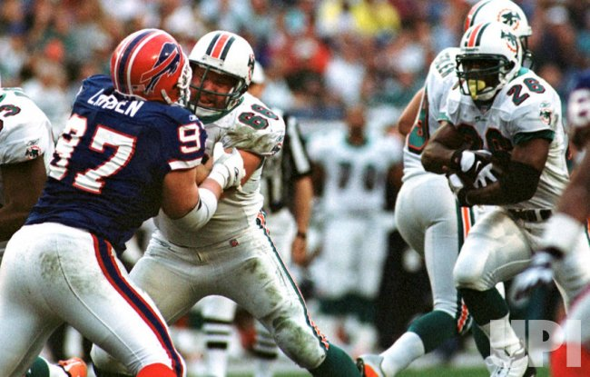 Miami Dolphins V. Buffalo Bills