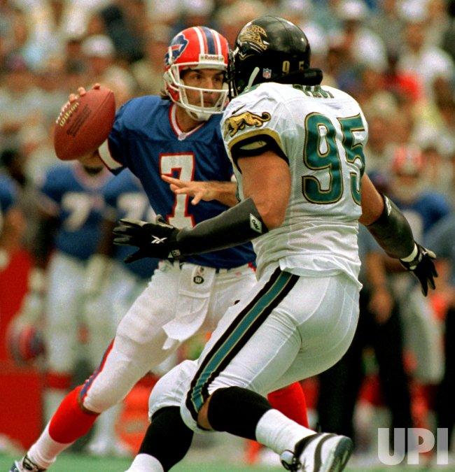 Buffalo Bills vs. Jacksonville Jaguars football