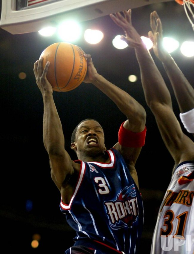 Golden State Warriors vs. Houston Rockets NBA Basketball