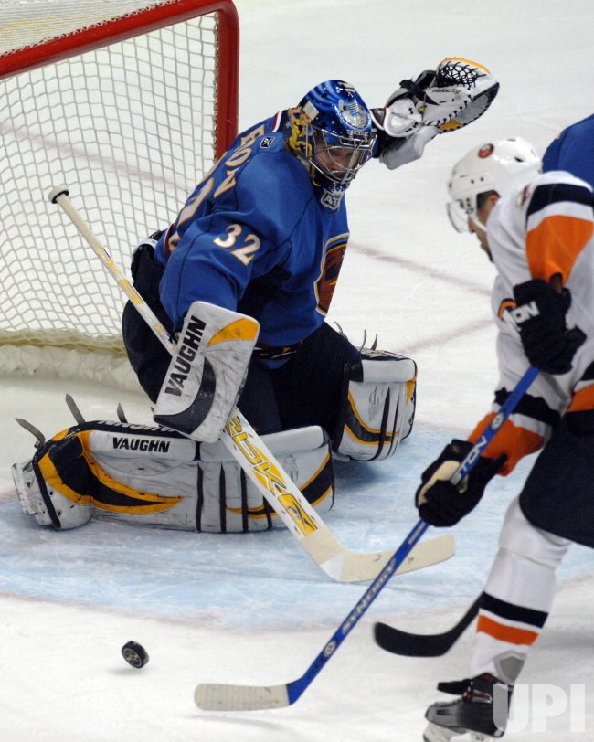 ATLANTA THRASHERS VS NEW YORK ISLANDERS