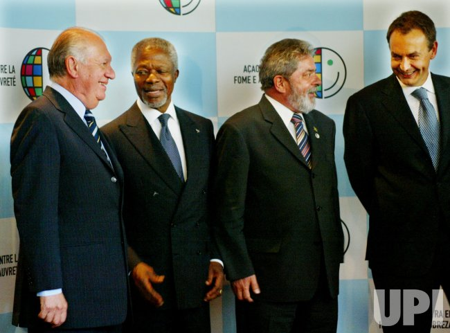 HUNGER AND POVERTY SUMMIT AT UN