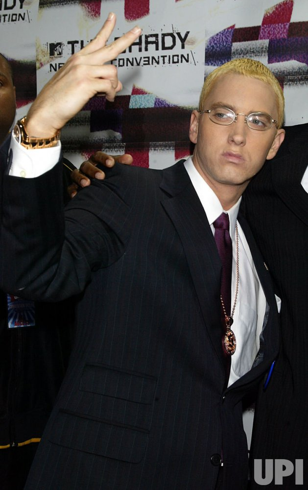 "EMINEM PARTY FOR ""SHADE 45"" RADIO CHANNEL"