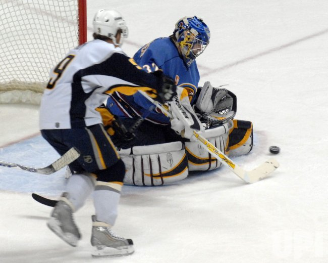 ATLANTA THRASHERS VS BUFFALO SABRES