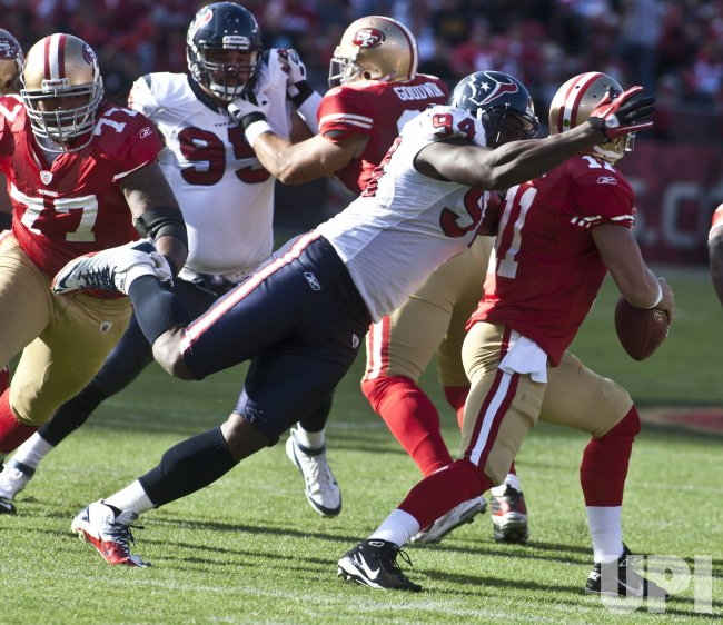 Smith sacks Smith in San Francisco