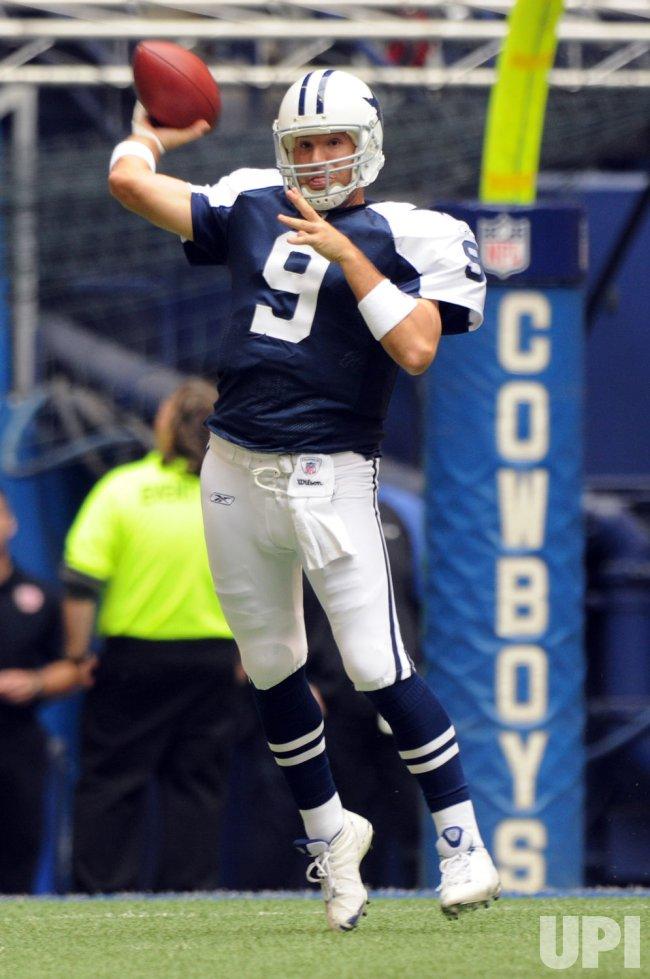 Dallas Cowboys Beat San Francisco 49ers at Texas Stadium