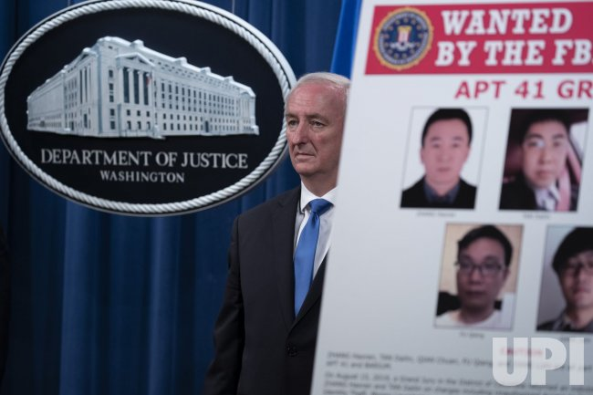 The United States Department of Justice Announced Charges and Arrests in Computer Intrusion Campaigns related to China