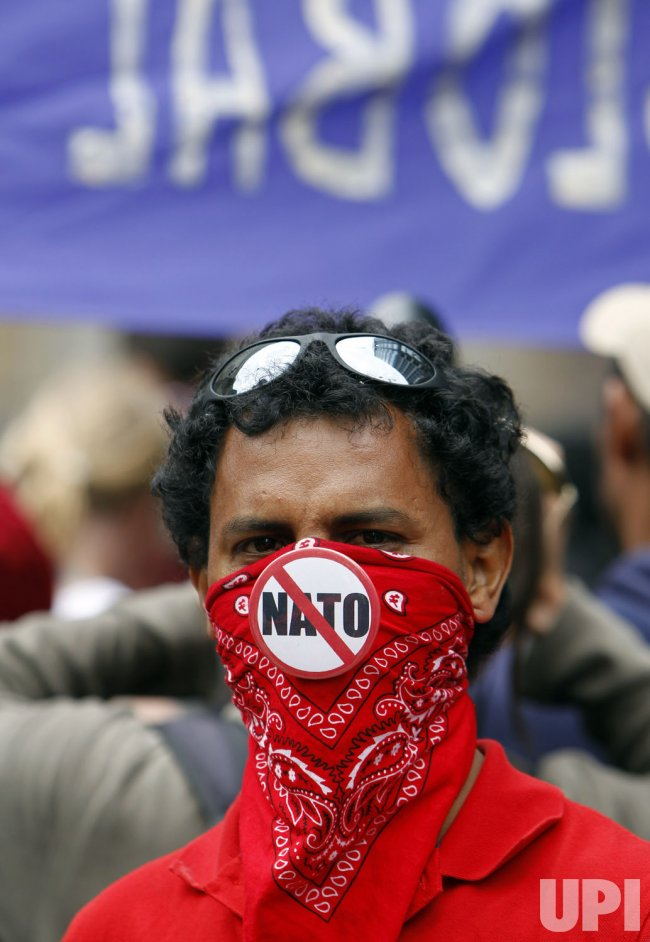 Protests at the 2012 NATO Summit in Chicago