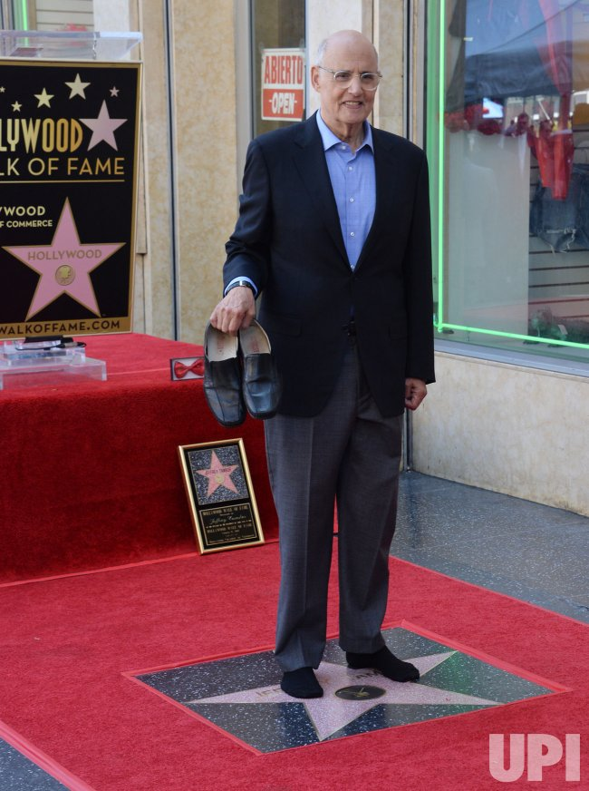 Jeffrey Tambor honored with star on the Hollywood Walk of Fame in Los Angeles