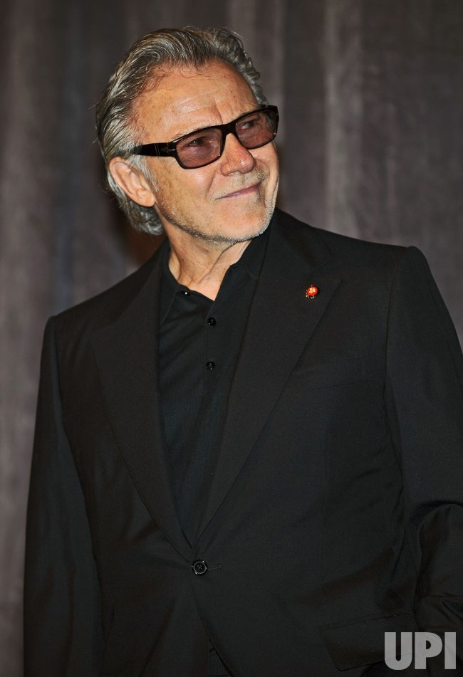 Harvey Keitel attends 'A Beginner's To Endings' premiere at the Toronto International Film Festival