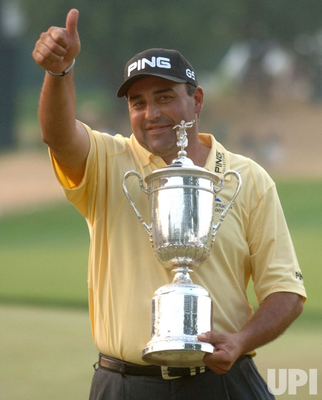 ANGEL CABRERA WINS THE 107TH US OPEN AT OAKMONT
