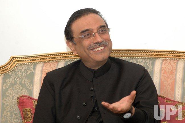 Asif Ali Zardari becomes new Pakistan President