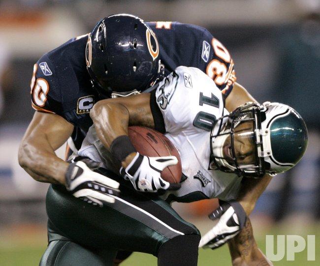 Philadelphia Eagle vs. Chicago Bears