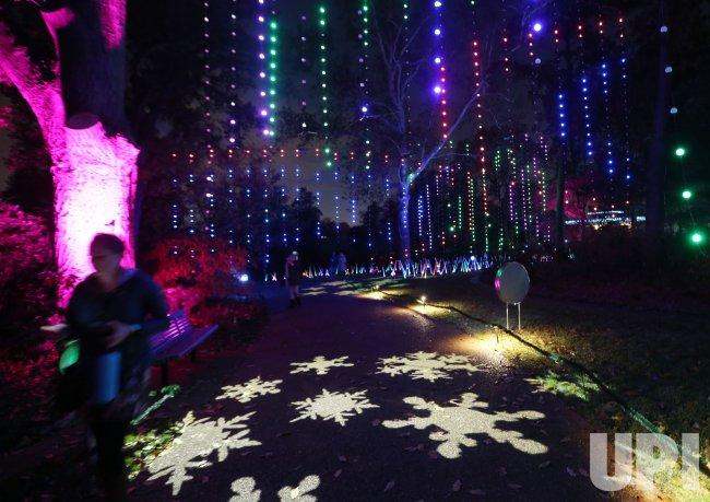 Botanical Gardens Garden Glow Upi Com