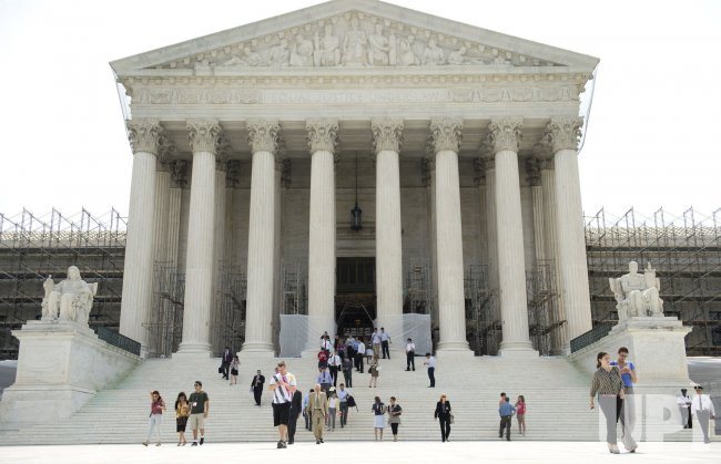 The Supreme Court Strikes Down Most of the Arizona Immigration Bill in Washington