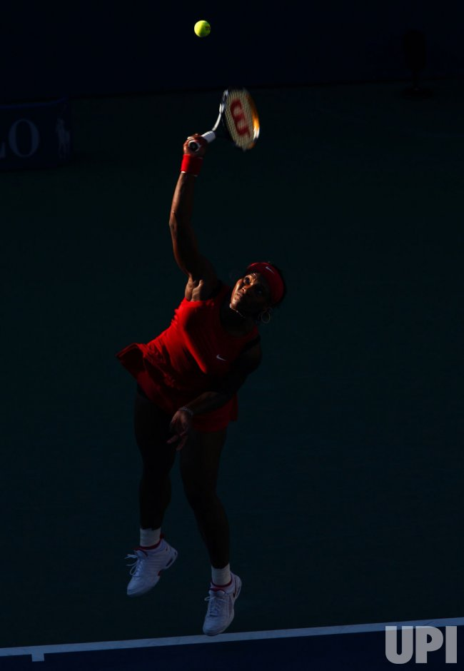 US Open Tennis Championship in New York Day 2