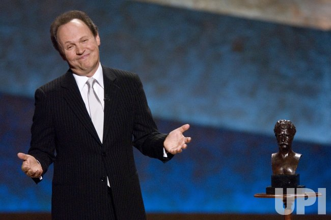 10th annual Mark Twain Prize for American Humor awarded to Billy Crystal in Washington