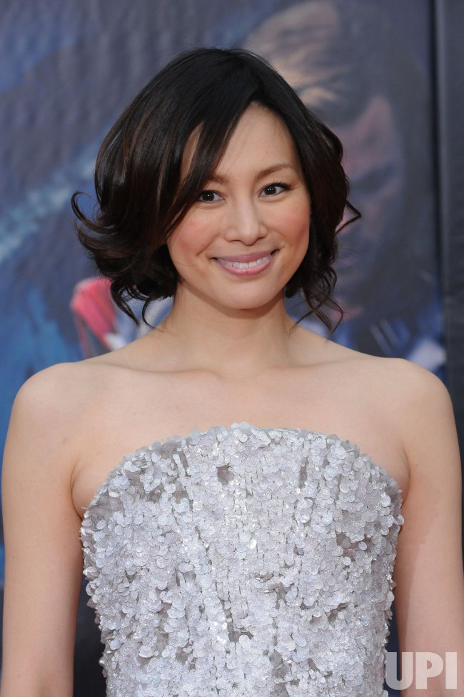 "Ryoko Yonekura attends ""The Avengers"" premiere in Los Angeles"
