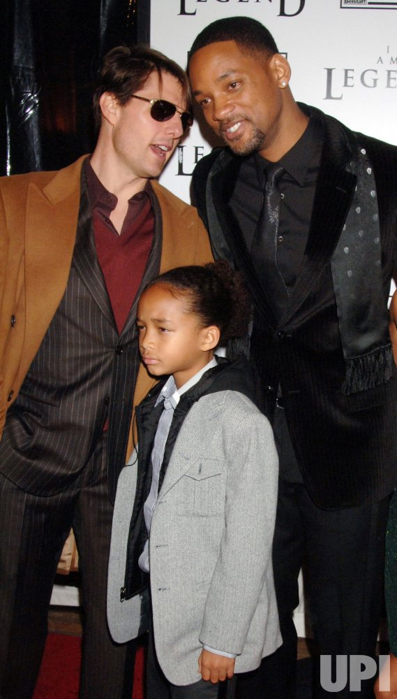 """I Am Legend"" film premiere in New York"