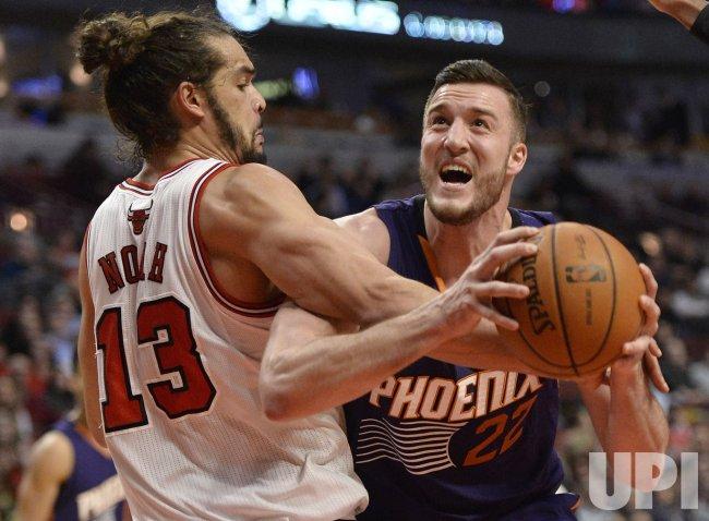 Phoenix Suns vs. Chicago Bulls