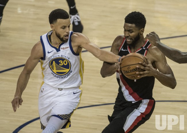 warriors-trail blazers - photo #36