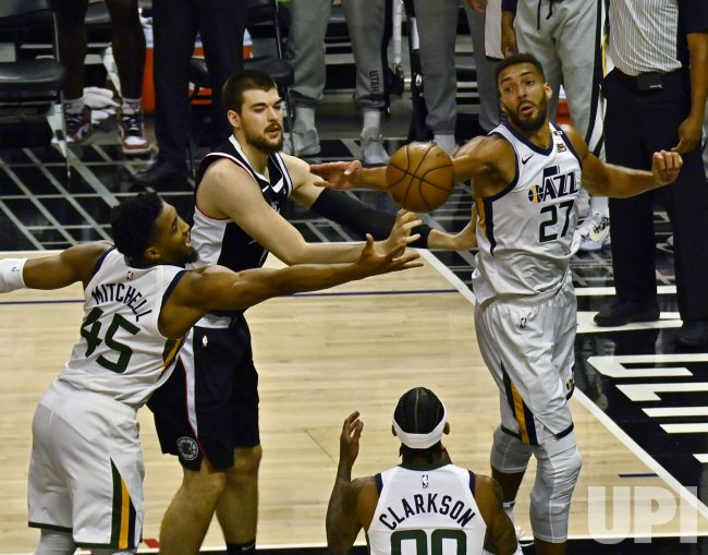 Clippers Make History With Terance Mann Leading Win Over Jazz