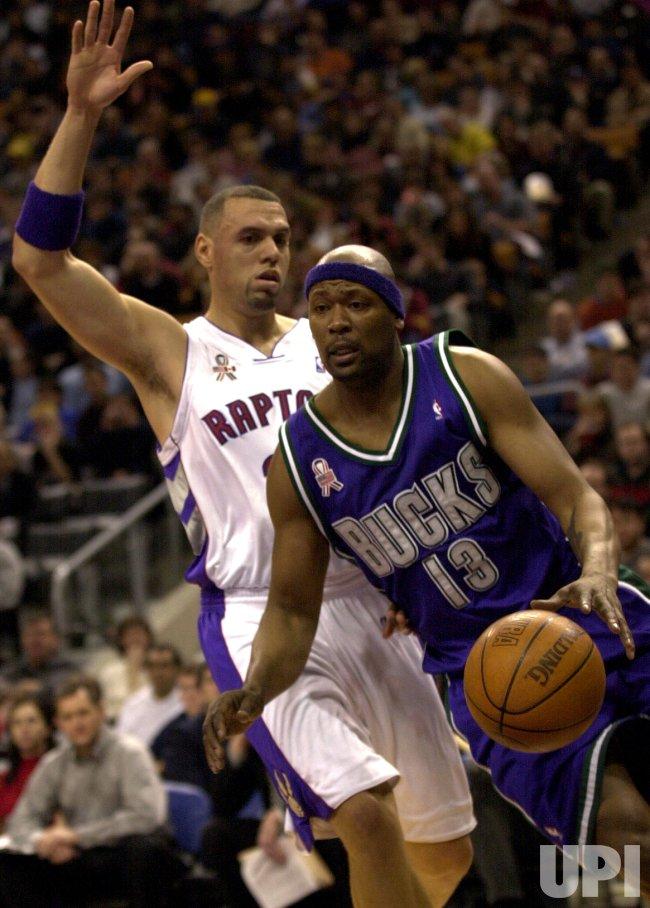 Milwaukee Bucks at Toronto Raptors NBA Basketball
