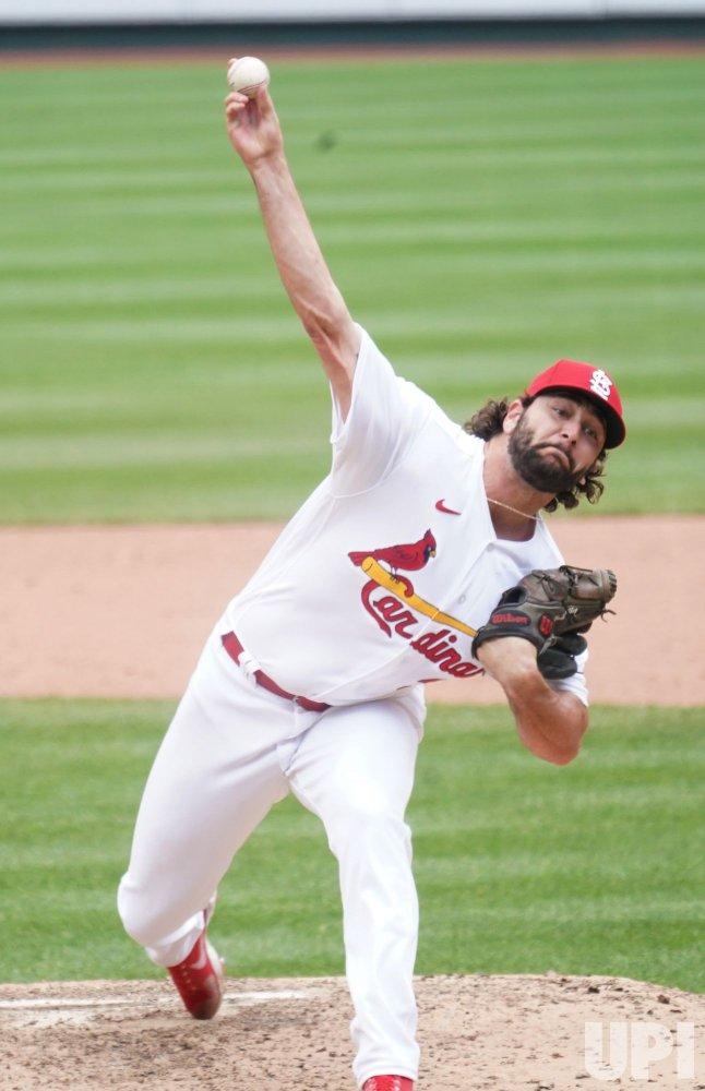 St. Louis Cardinals Pitcher Kodi Whitley