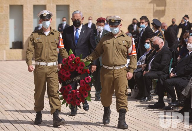 Holocaust Remembrance Day in Israel