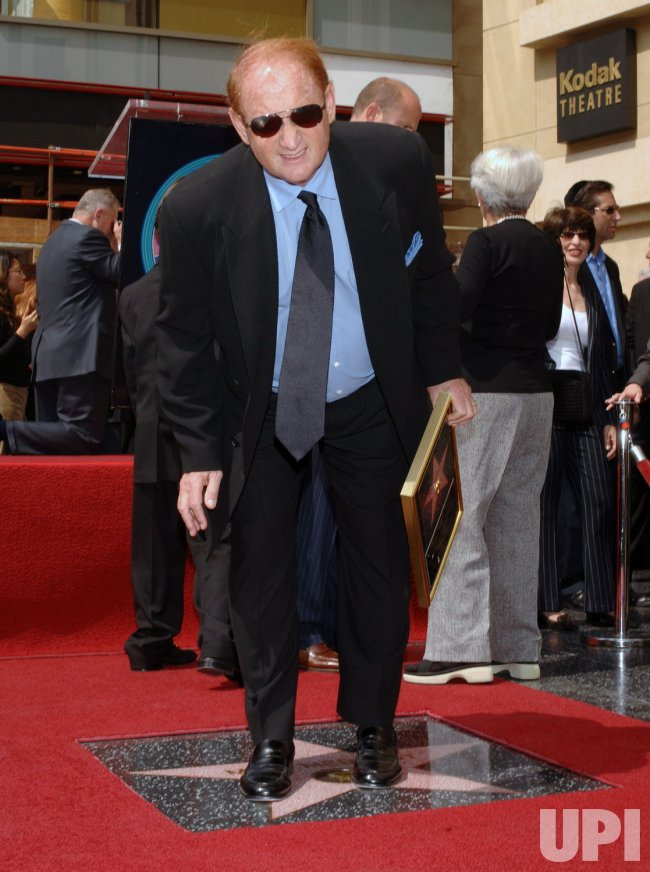 MIKE MEDAVOY RECEIVES STAR ON HOLLYWOOD WALK OF FAME