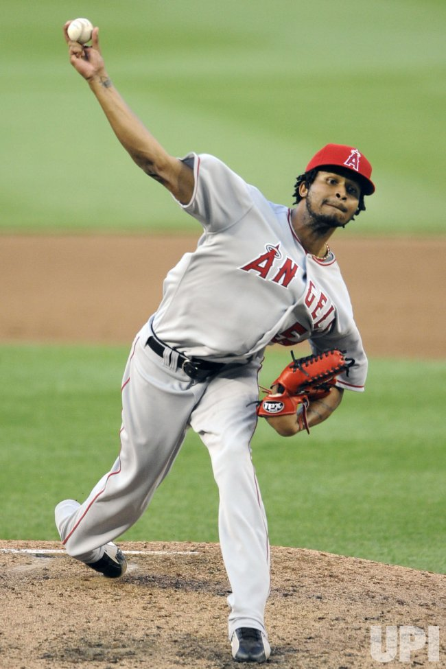 Los Angeles Angels vs Washington Nationals