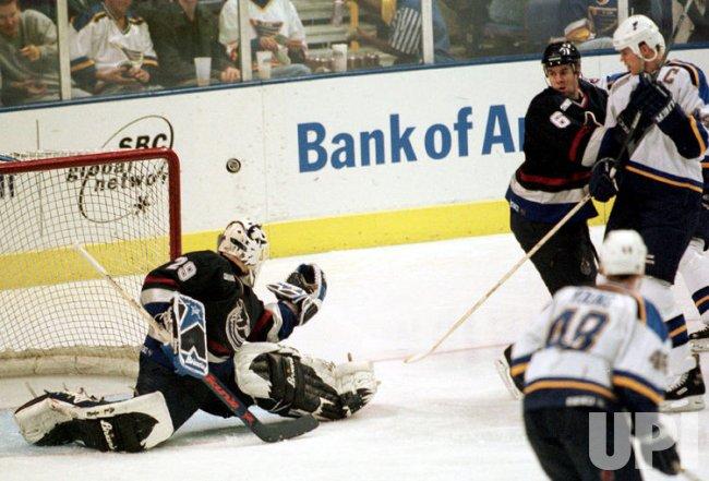 St. Louis Blues vs Vancouver Canucks