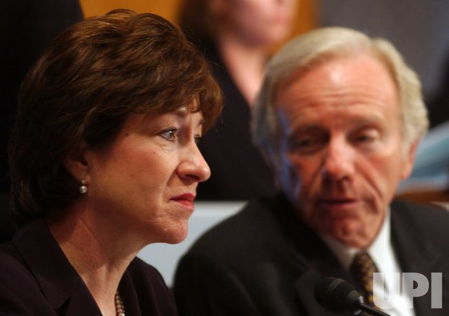 LIEBERMAN AND COLLINS MARKUP 9/11 LEGISLATION