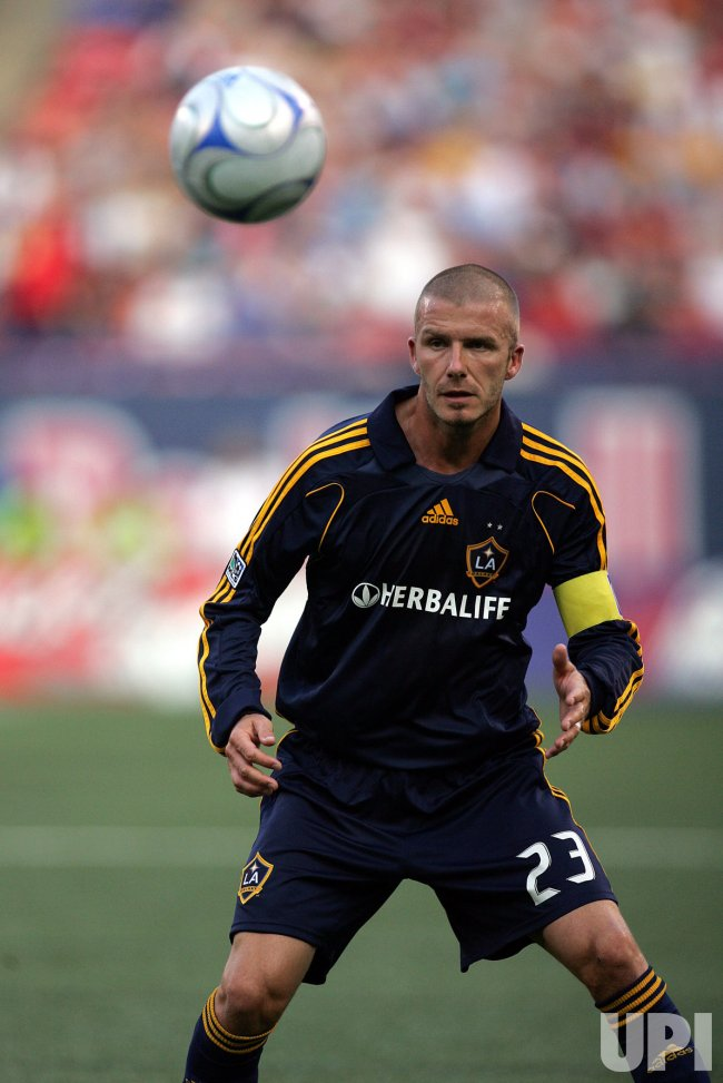 Los Angeles Galaxy v. New York Red Bulls in New Jersey