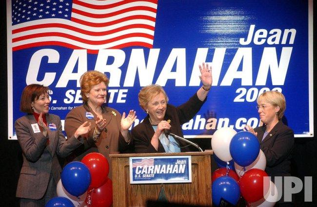 Jean Carnahan Senate race
