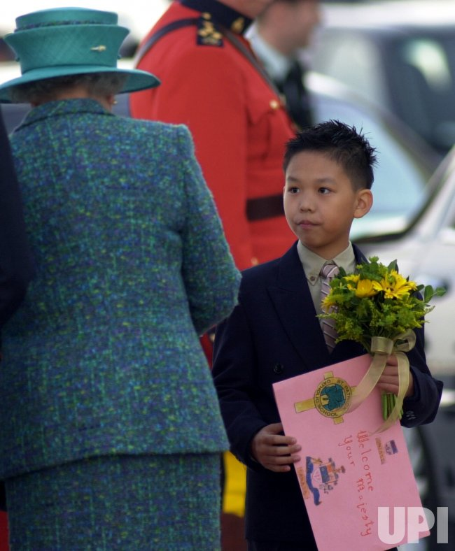 Royal Golden Jubilee Visit to Canada
