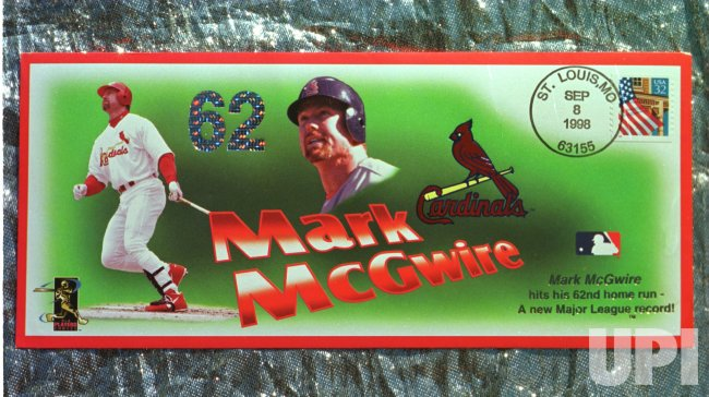 Mark McGwire envelope